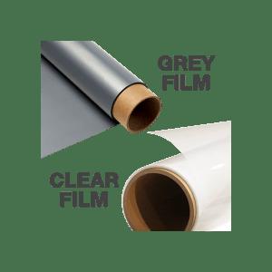 Rear Projection Hi-Definition Film